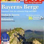 """12 Ausgaben der Zeitschrift """"Alpin"""" für 62,90€ inkl. 50€ Verrechnungsscheck o. Rucksack Freeflow"""