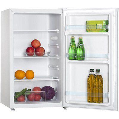 AMICA VKS 15409 W   Kühlschrank mit 94L Nutzinhalt & automatischer Abtauung für 103,99€ (statt 156€)