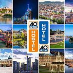 A&O Hotelgutschein für 2 Personen (+2 Kinder) für 3 ÜN für 22 Städte in 5 Ländern für 99€