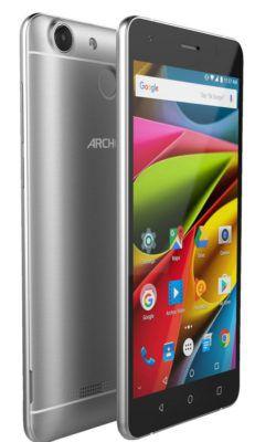 ARCHOS 55b Cobalt Lite 16 GB Grey Silber Dual SIM 5,5 Zoll Smartphone für 99€