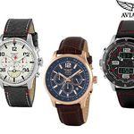Aviator Uhren für 35,90€ – z.B. F-Serie Pilot Chronograph-Modell AVW2072G304 (statt 53€)