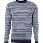 Bugatti Herrenpullover in Marineblau aus 100% Baumwolle für 35,99€ (statt 45€)