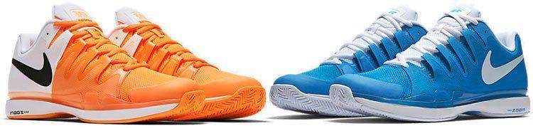 NikeCourt Zoom Vapor 9.5 Tour Herren Sneaker in 2 Designs für je 68,23€ (statt ~115€)
