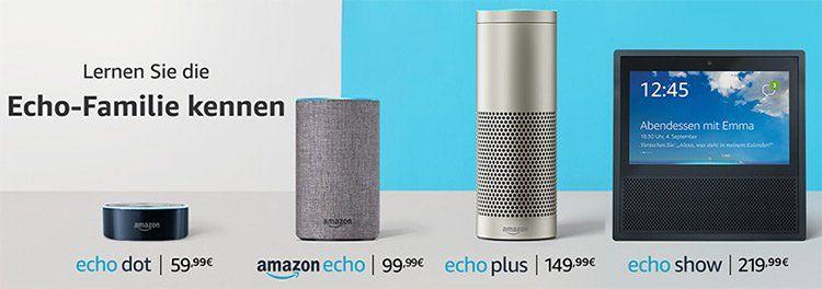 Was der neue Amazon Echo 2 und der Echo Plus Dir bieten