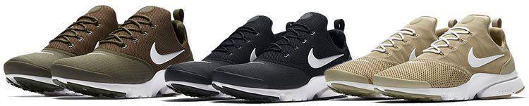 Nike Presto Fly Herren Sneaker für 52,48€ (statt ~70€)