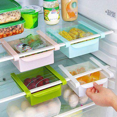 Extra Kühlschrankfach in versch. Farben für je 2,70€