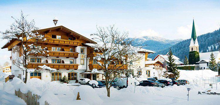 2 ÜN in Tirol inkl. Frühstück, Wellness, Skibus, Tagesticket für Skigebiet & mehr ab 119€ p.P.