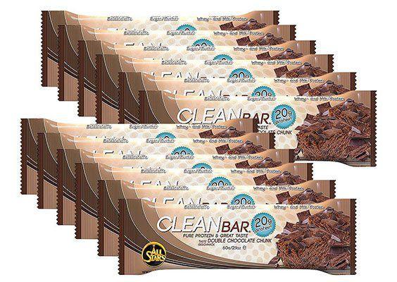 Vorbei! 18er Pack All Stars Clean Bar Riegel in 3 Geschmacksrichtungen für je 20,99€ (statt 35€)   MHD