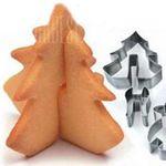 3D Ausstechformen für Weihnachten im 8er Paket für 1,11€