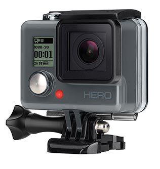 GoPro Hero (1. Generation) Action Cam inkl. Zubehör für 51,69€ (statt 132€)