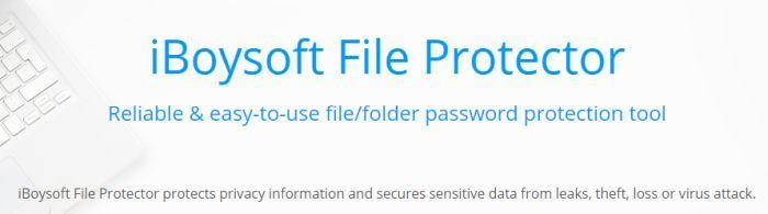 Kostenlos: iBoysoft File Protector 2 – nur bis morgen 10 Uhr