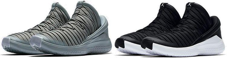 Jordan Flight Luxe Herren Sneaker in Schwarz oder Grau für 58,48€ (statt 75€)