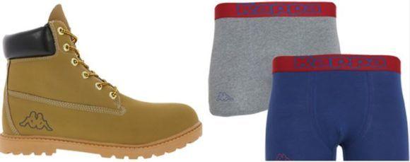 Outlet 46 Tagesangebote: KangaROOS KILLROCK Herren Trekkingschuhe für 39,99 Kappa Shorts etc. Sale ab 0,99€ und mehr