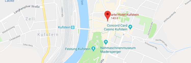 2 ÜN in Kufstein ink. Frühstück, Spa & Fitness (Kind bis 6 kostenlos) ab 99€ p.P.