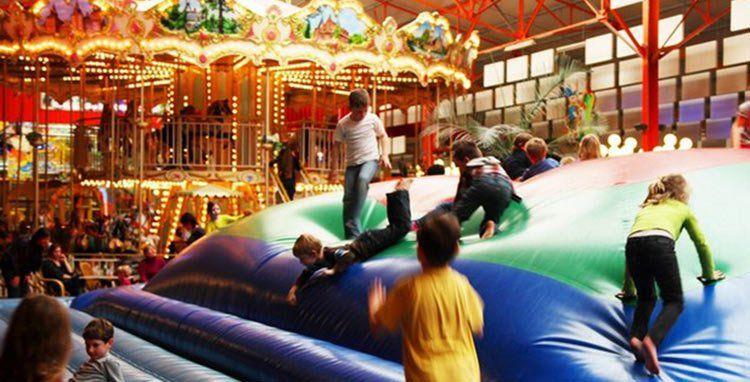 Tageskarte für die Indoor Spielwelt Kinderstad in Heerlen (NL) für 4,50€ (statt 9€)