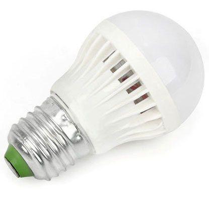 LED Glühbirne (E27 mit 3 12W) mit Sounderkennung ab 1,34€