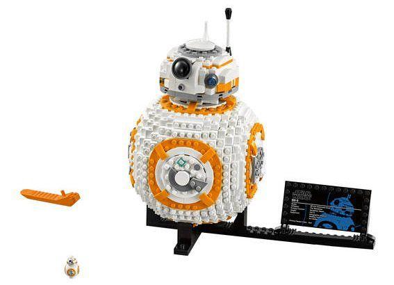 LEGO Star Wars 75187   BB 8 für 59,70€ (statt 72€)