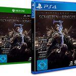 Mittelerde: Schatten des Krieges (PS4 / Xbox ONE) inkl. Pre Order Bonus für je 47,99€ (statt 53€)