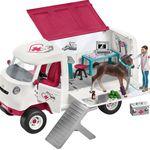 """Schleich Horse Club: """"Mobile Tierärztin"""" mit Spielfiguren für 31,94€"""