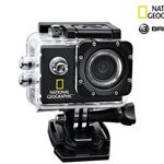 National Geographic Action Cam mit Full HD für 45,90€ (statt 64€)