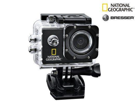 National Geographic Action Cam mit Full HD für 45,90€ (statt 64€)