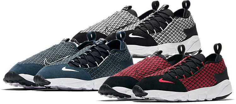 Nike Air Footscape NM Jacquard Sneaker in drei versch. Farben für je 78,73€ (statt ~100€)