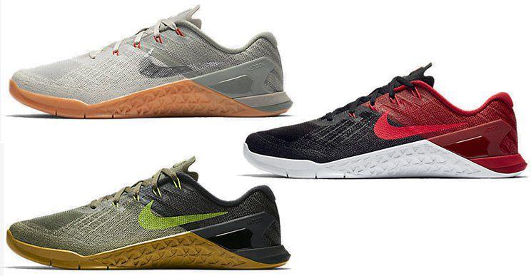 Nike Metcon 3 Herren Sneaker in versch. Farben für je 68,23€ (statt 80€)