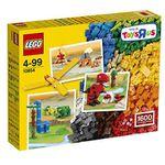 LEGO Classic 10654 Riesengroße Bausteine-Box mit 1600 Teilen für 54,99€ (statt 65€)