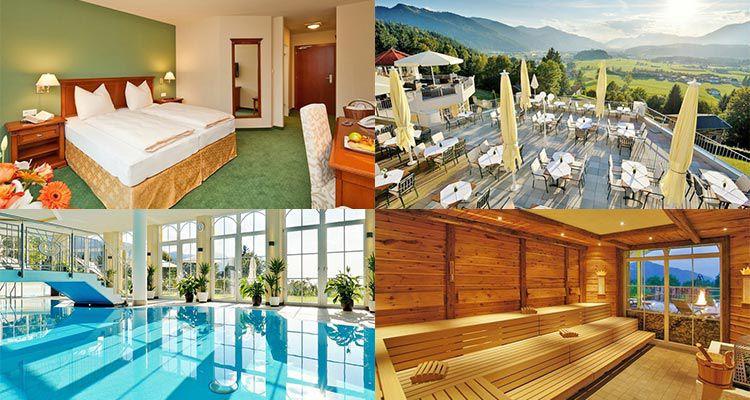 2 ÜN in Tirol im Wellness Schloss inkl. Verwöhnpension, 2800m² Wellnessbereich & Wellnessgutschein ab 199€ p.P.