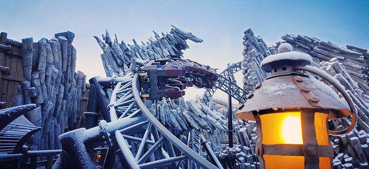 Wintertraum im Phantasialand + 1 Nacht im 4* Hotel inkl. Frühstück ab 79€ p.P.