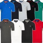 U.S. POLO ASSN. Herren Poloshirts in verschiedenen Farben für 19,99€ (statt 33€)
