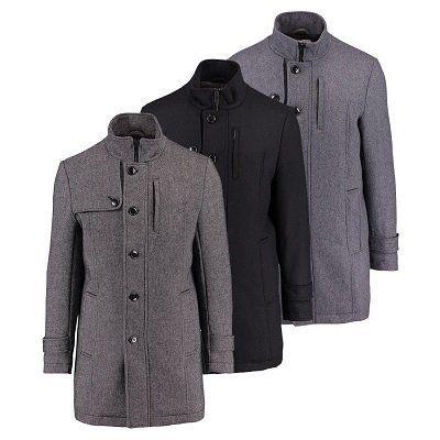 Selected Herren Kurzmantel Shdzürich Wool Jacket BP ab 76,42€
