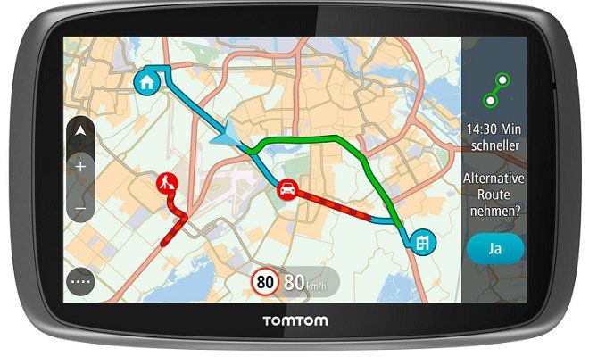 TomTom Go 610    6 Zoll Navi, 152 Länder für 149€ (statt 189€)