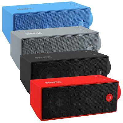 NINETEC SoundBoost   Bluetooth Lautsprecher für 12,99€ (statt 23€)