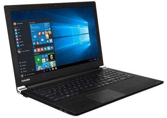 Toshiba Satellite Pro A50 D 13Q   15,6 Zoll Notebook mit i5 und 1 TB HDD für 549€ (statt 613€)