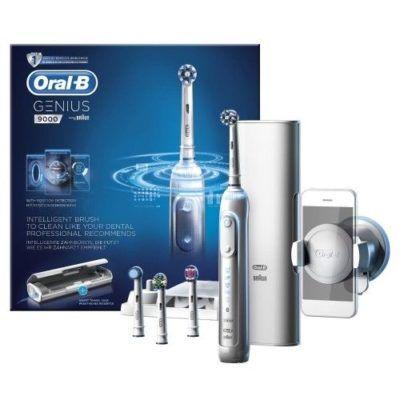 Oral B Genius 9000 elektrische Zahnbürste ab 105,90€ + 50€ Cashback