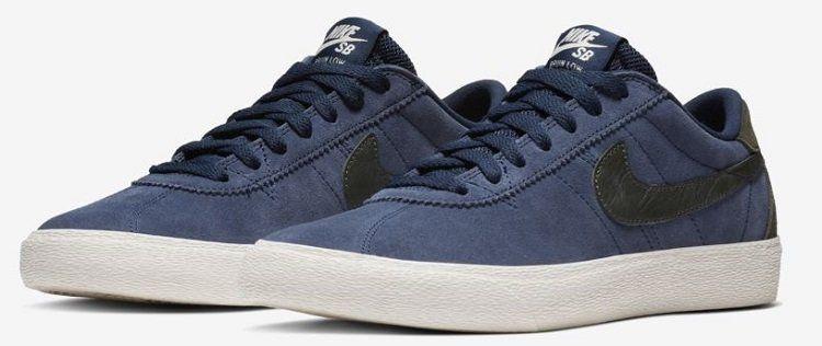 Nike SB Zoom Bruin Premium SE Damen Sneaker für 41,98€ (statt 67€)