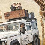 Kostenlos: Eintritt in den Serengeti-Park inkl. Alvaro Soler Auftritt – nur HEUTE!