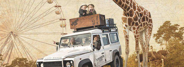 Kostenlos: Eintritt in den Serengeti Park inkl. Alvaro Soler Auftritt – nur HEUTE!