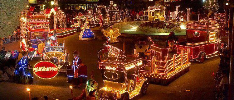 Tagesticket für den Weihnachtlichen Freizeitpark Slagharen für 7,50€ (statt 27,50€)