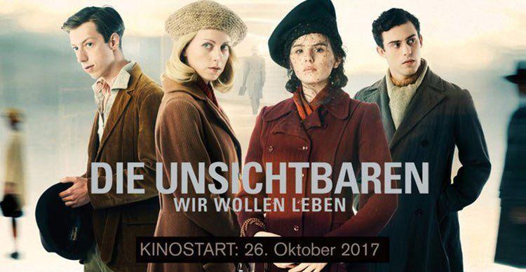 Fast Gratis: 2 Kinotickets für Die Unsichtbaren – Wir wollen leben am 16.10.