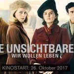 """Fast Gratis: 2 Kinotickets für """"Die Unsichtbaren – Wir wollen leben"""" am 16.10."""
