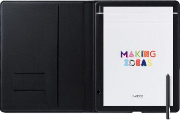 Wacom CDS600G Bamboo Spark Smart Folio Stiftdigitalizier für 89€ (statt 129€)