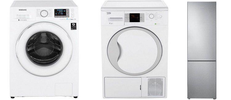 Happy Birth Deals bei AO.de   z.B. Samsung WF82F5E5P4W/EG Waschmaschine für 399€ (statt 479€)