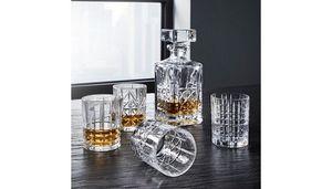4er Set Spiegelau & Nachtmann Whiskygläser + Karaffe für 37,42€ (statt 53€)
