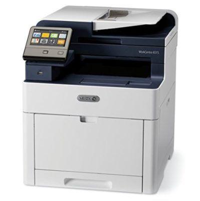 Xerox WorkCentre 6515N   Farblaser A4 Drucker, Kopierer, Fax statt 343€ für nur 199,90€