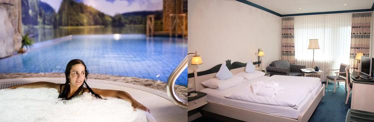 3, 5 o. 7 ÜN im 3,5* Hotel im Sauerland inkl. Halbpension und Wellness ab 139€ p. P.