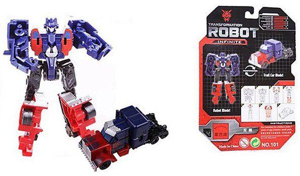 Mini Transformers Spielzeug für ~0,57€