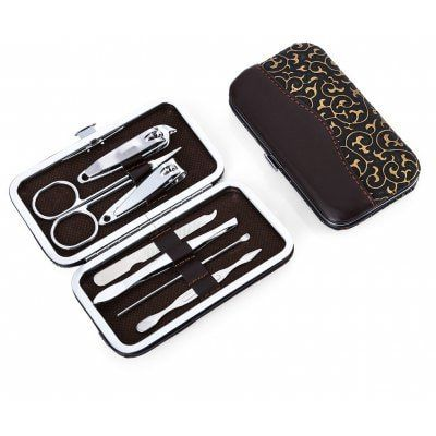 Schnell?! Nagelpflege Set inkl. Etui für 0,58€