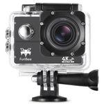 FuriBee F60 4K WiFi – wasserdichte Action Cam inkl. Zubehörpaket für 19,69€